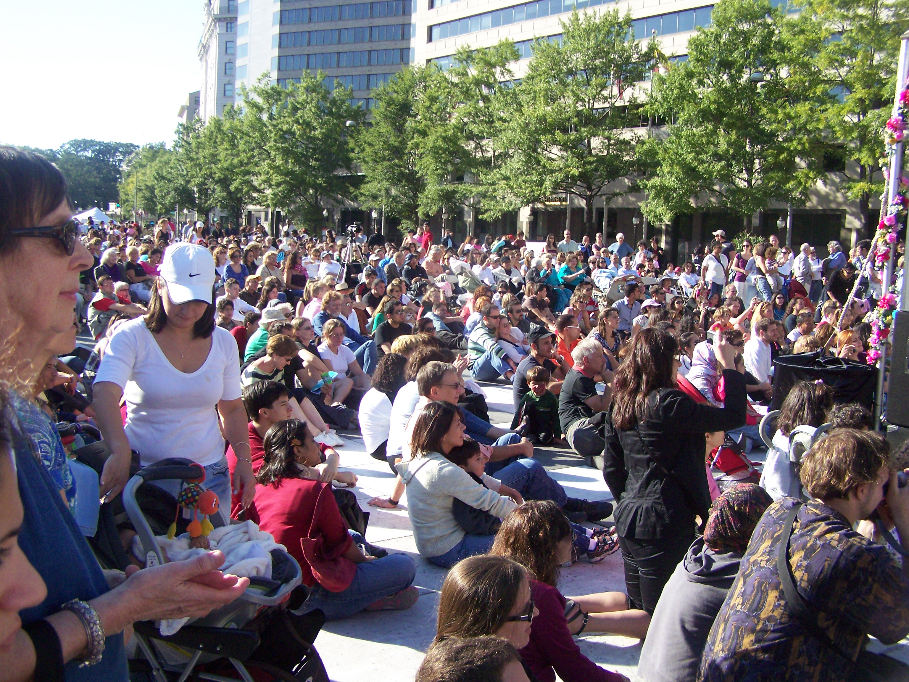 Arabic festival in the United States
